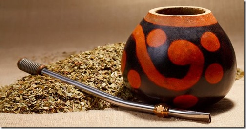 Traditional yerba mate tea