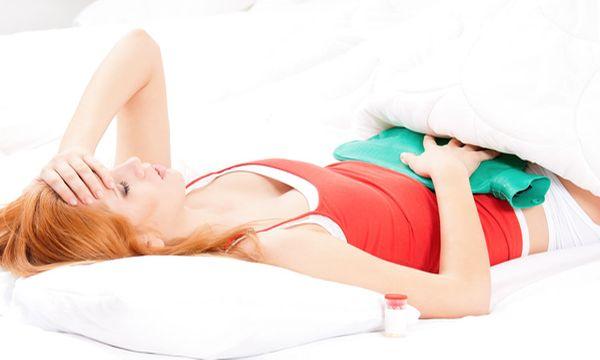 cólicos menstruales
