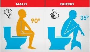 usar el toilet