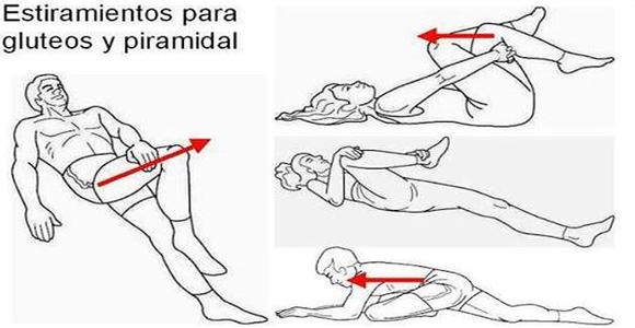 ciatica ejercicios