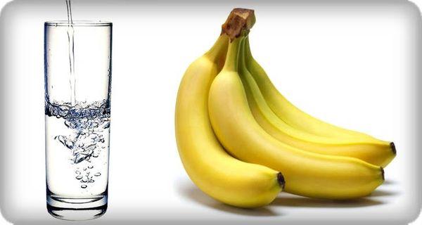 dieta de la banana