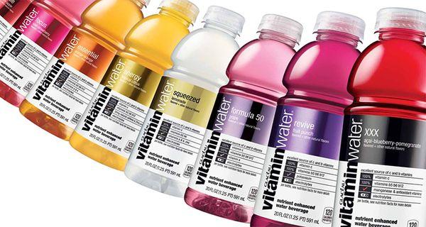 vitamine water