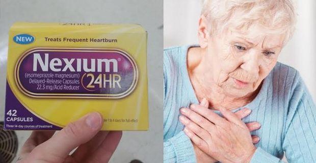 acidez y corazon