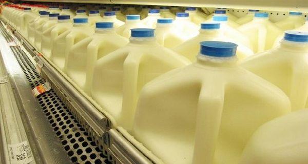 leche baja en grasa