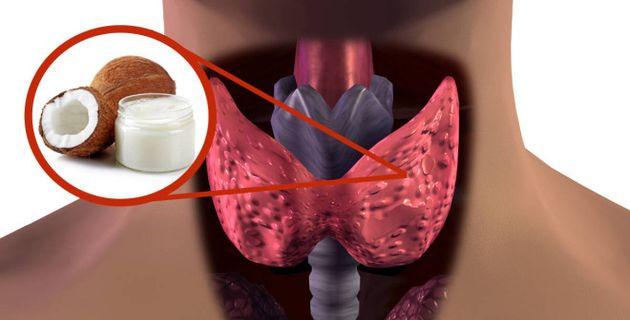 tiroides y el coco