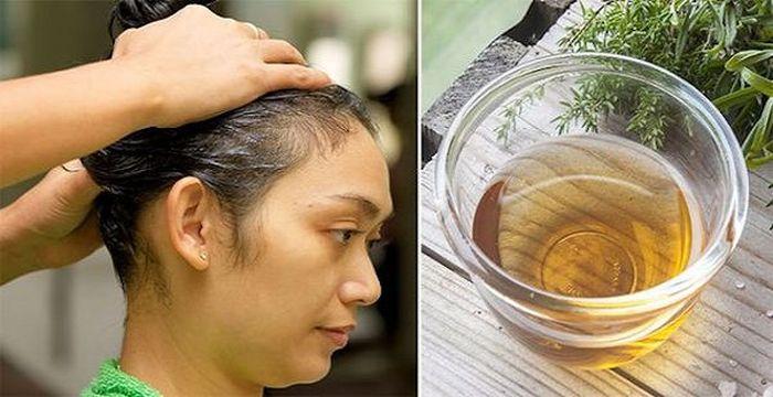 El curso de las vitaminas en las pastillas para los cabellos